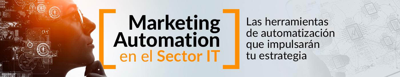 Marketing automation en el sector IT
