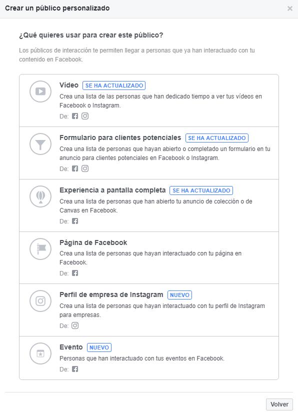 Facebook publico personalizado