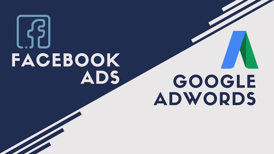 Facebooks Ads y Google Adwords VS Amazon