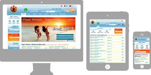 Viajes Solo Ofertas Tienda online personalizada