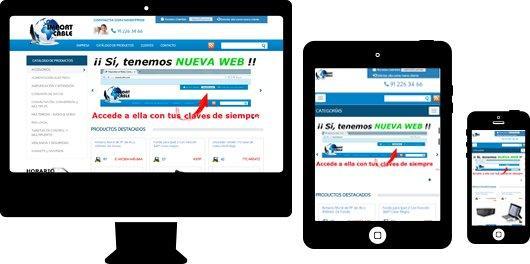 Importcable Tienda online conectividad