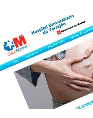 Portada Hospital Universitario Torrejon