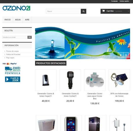 Portada Ozono21