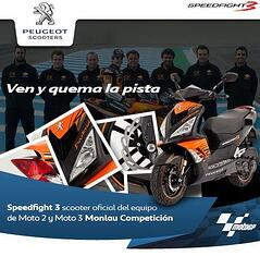 Peugeot Scooters - Aplicación Sorteo Peugeot Motos