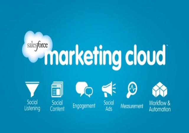 Aplicaciones de Salesforce Marketing Cloud