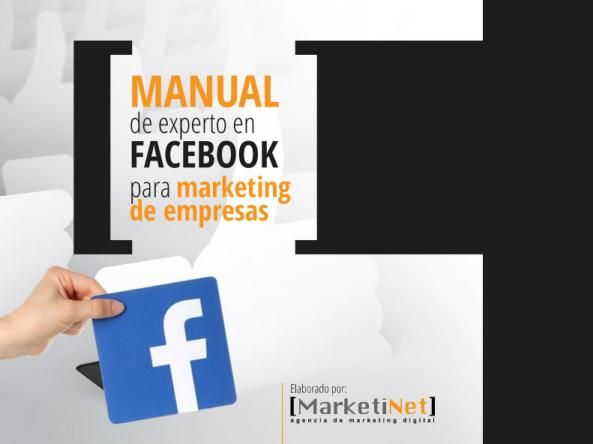 Ebook Gratis de experto en Facebook para marketing de empresas