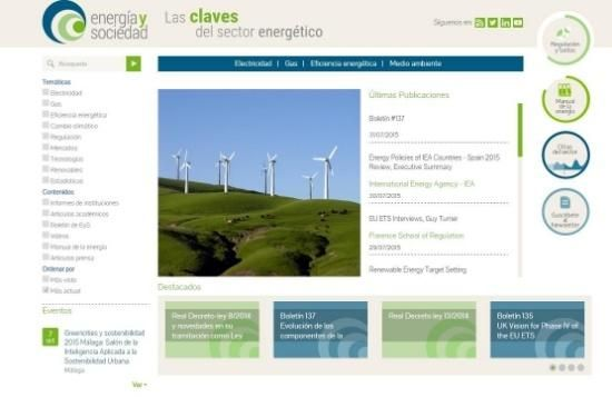 diseño web con uso de verde