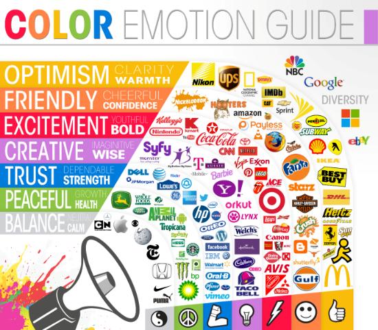 paleta de colores diseño web