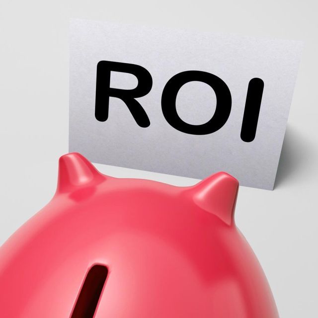 calcular el ROI de una inversión en marketing digital