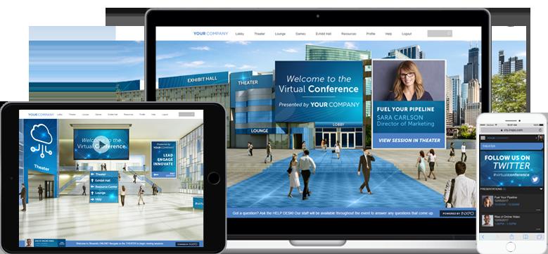 Eventos virtuales para generar leads b2b