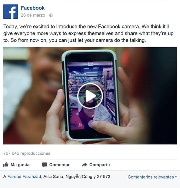 Cuidas tus imágenes en Facebook