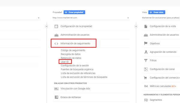 Como configurar User Id de Google Analytics
