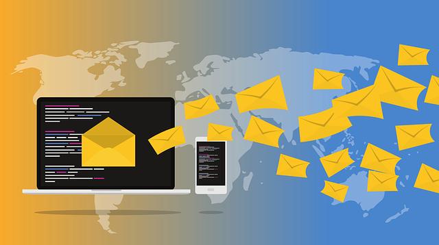 Envios de email
