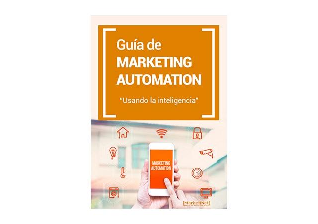 Ebook gratuito de Marketing Automation