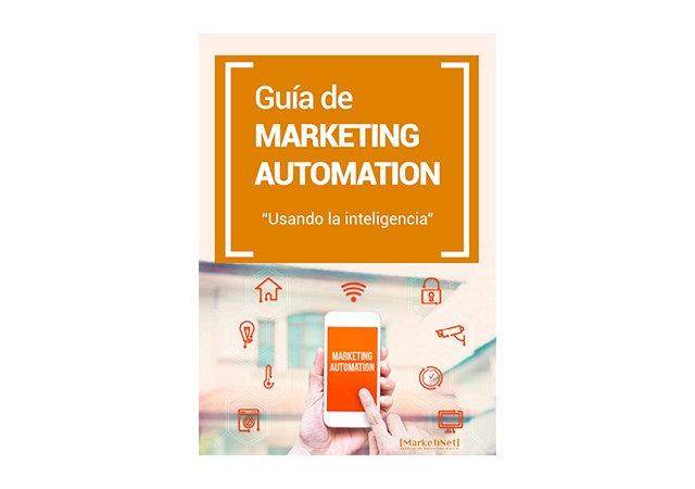 Ebook gratuito de Marketing Automation