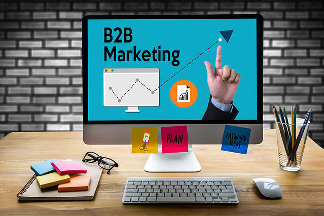 Estrategias de marketing digital para generar leads B2B
