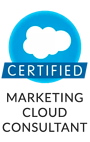Certificado Marketing Cloud Consultant