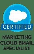 Agencia Certificada en Marketing Cloud Email Specialist