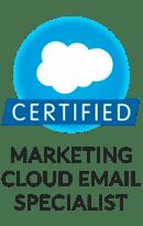Certificado en Marketing Cloud Email Specialist