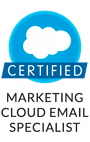 Certificado en Marketing Cloud Email Specialist