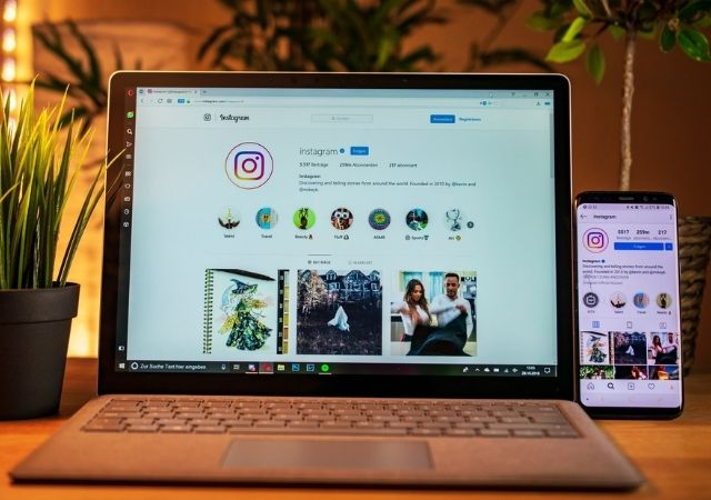Programar Stories de Instagram con Facebook Business Suite