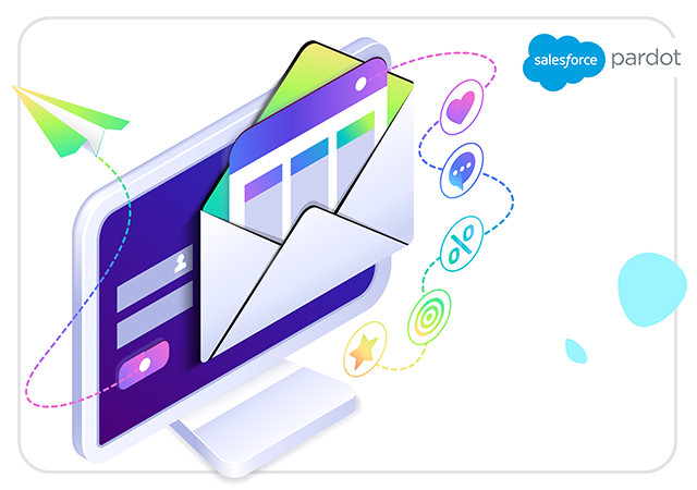 Funcionalidades de la herramienta de envío de email de Pardot