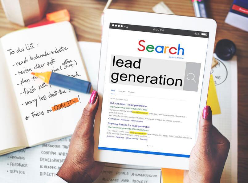 Estrategias SEO para generar leads y aumentar las ventas