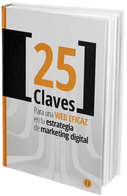 Ebook 25 claves para una web eficaz