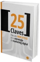 Ebook 25 claves para una web eficaz