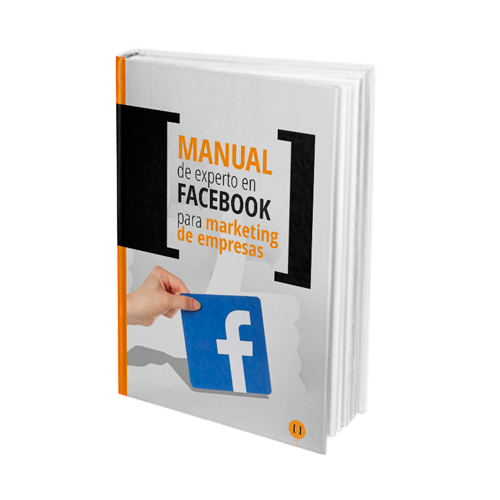 Manual experto en Facebook para marketing de empresas.