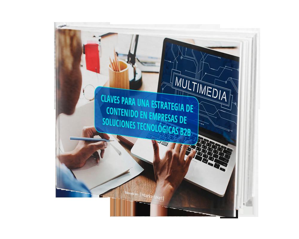Claves estrategia de contenido en empresas tecnológicas B2B