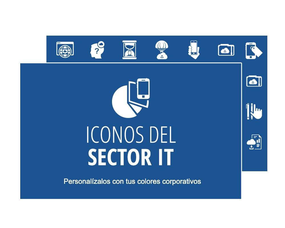 Iconos del Sector IT