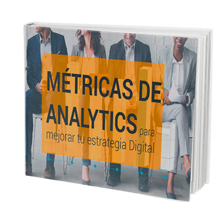 Ebook gratis métricas de Analytics