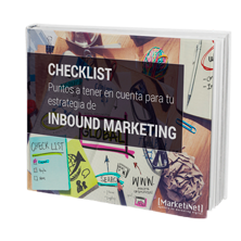 Checklist de Inbound Marketing