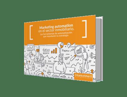 Ebook Marketing Automation en sector inmobiliario
