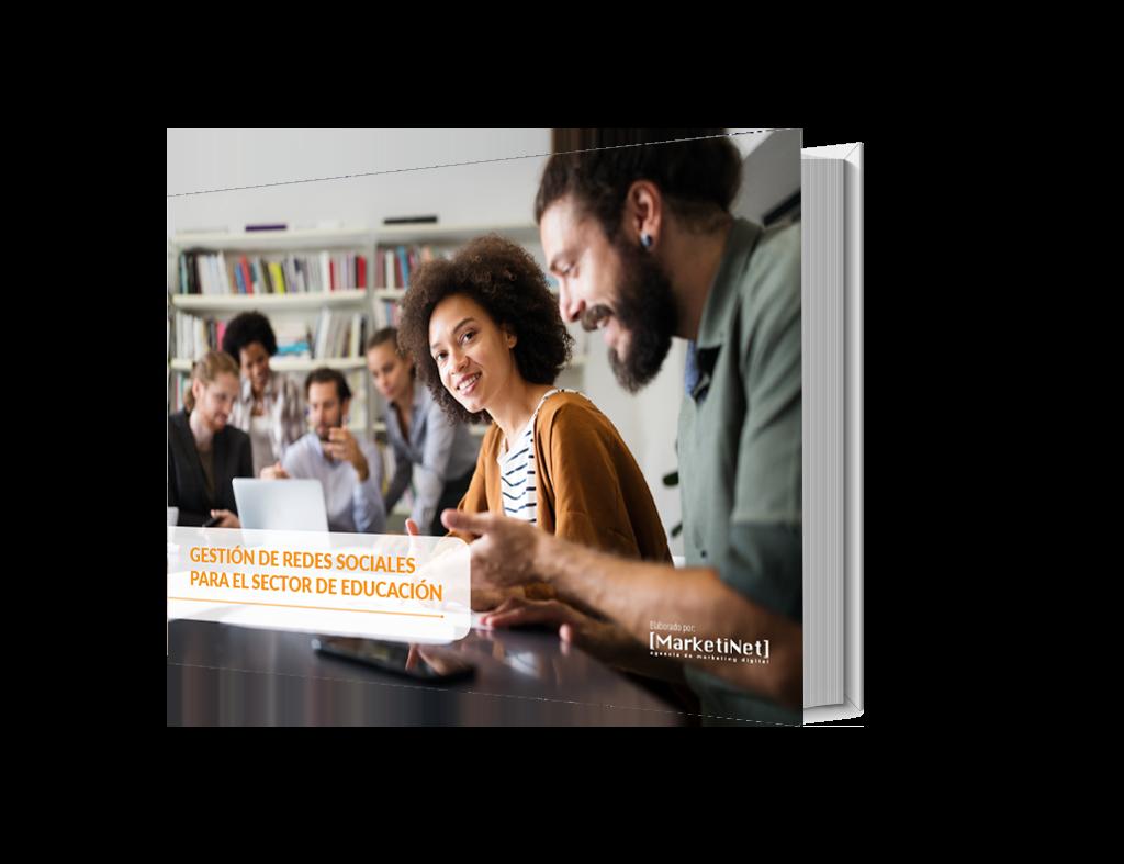 Ebook Gestión de Redes Sociales para el Sector de Educación