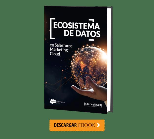 Ebook Ecosistema de Datos en Salesforce Marketing Cloud