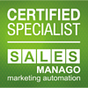 SALESmanago Marketing Automation Specialist certificate