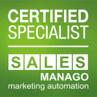 Certificados en Sales Manago
