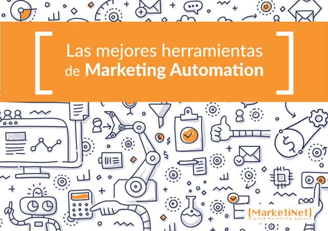 Ebook Mejores Herramientas de Marketing Automation