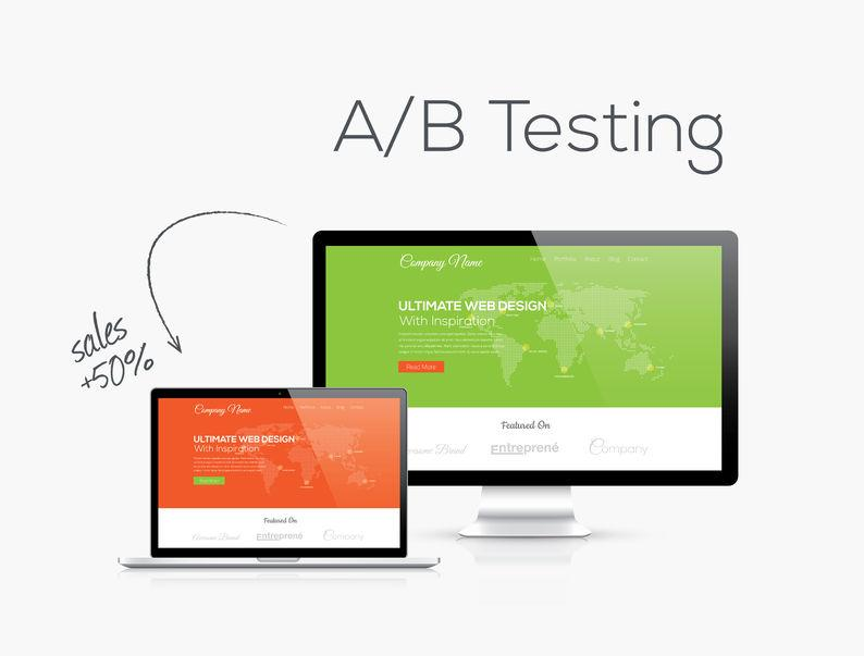 Optimización de Landing con el Test A/B