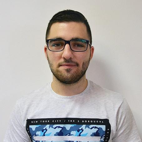Álvaro. Front Developer