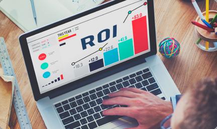 ROI analytics and calculation