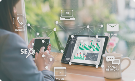 Bring intelligence to your digital strategy