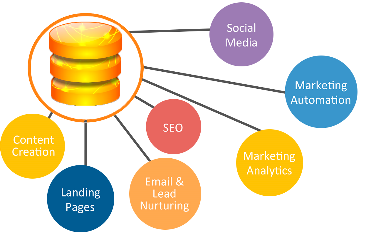 Marketing automation actions