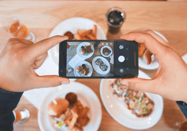 Diseño web en el sector alimentación