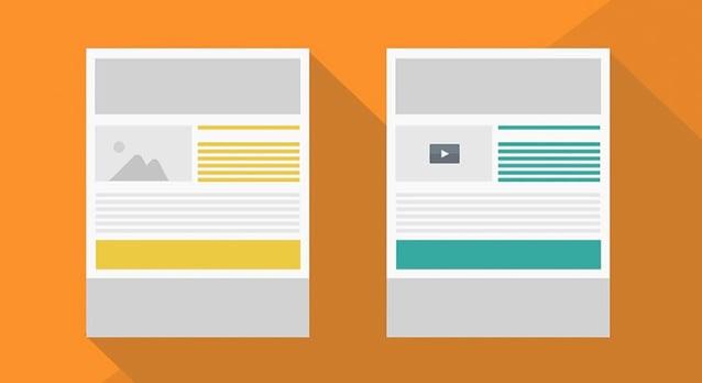 Segmentación y creación de contenido dinámico