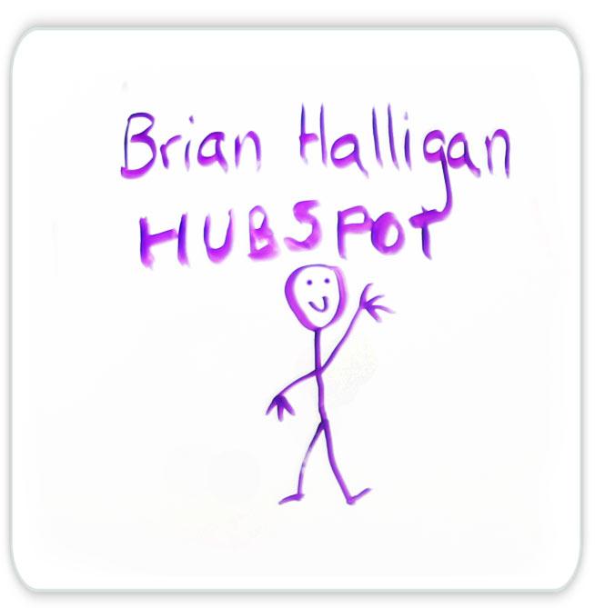 Brian Halligan Hubspot