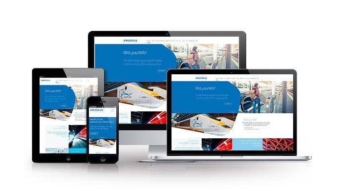 Inbound Marketing Hubspot. Amadeus Rail