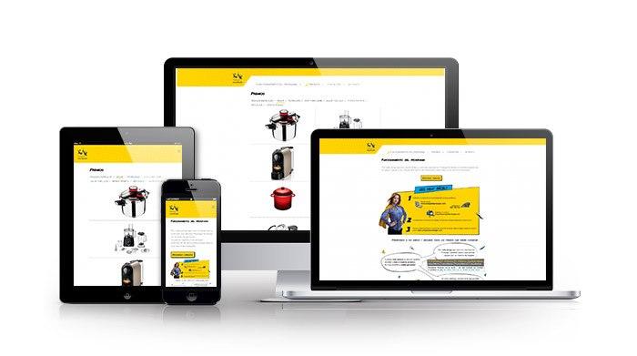 Desarrollo web de Programas de Fidelización para sector seguridad. Prosegur